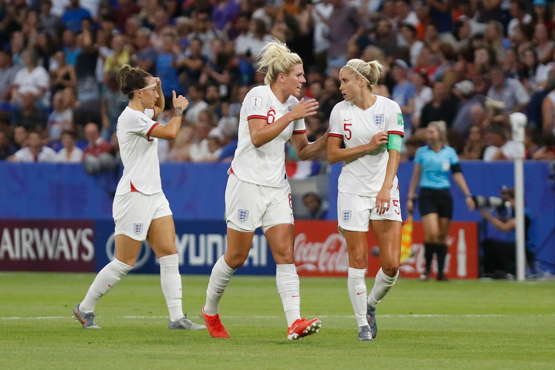 England World Cup - Steph Houghton